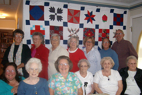mca-activities-quilt-hanging-in-main-room-of-mooresburg-community-center